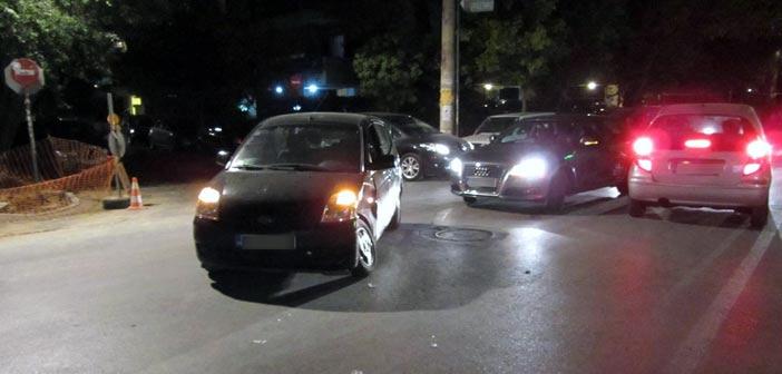Σε… οδό τροχαίων ατυχημάτων έχει μετατραπεί η Φραγκοκλησιάς