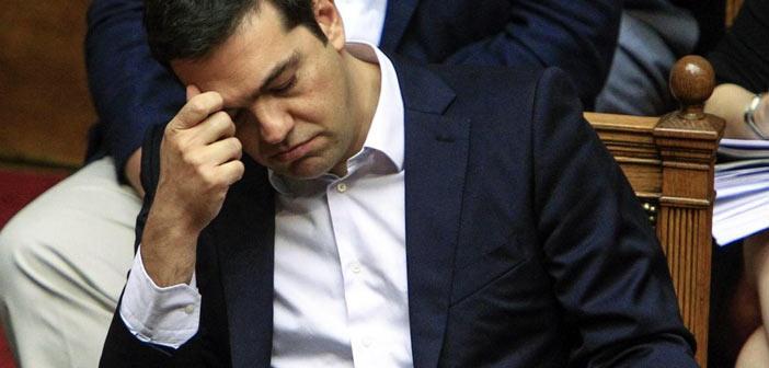 Σημάδια κόπωσης και φθοράς εμφανίζει ο ΣΥΡΙΖΑ