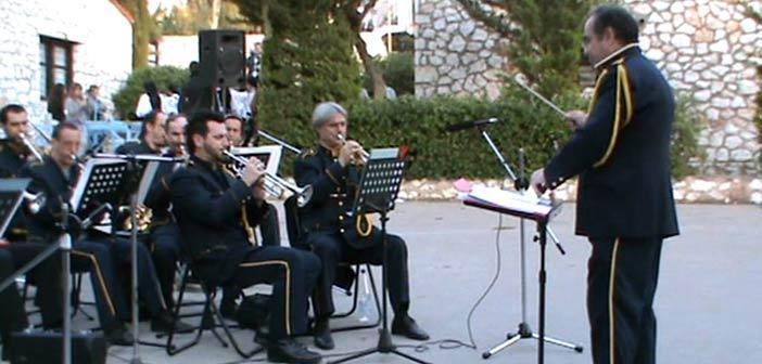 Συναυλία της Φιλαρμονικής Ορχήστρας Δήμου Αγίας Παρασκευής τα Χριστούγεννα