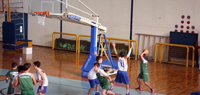 Κυριακή 20/12 ολοκληρώνεται το εσωτερικό τουρνουά Μπάσκετ του Γ.Σ. Κηφισιάς