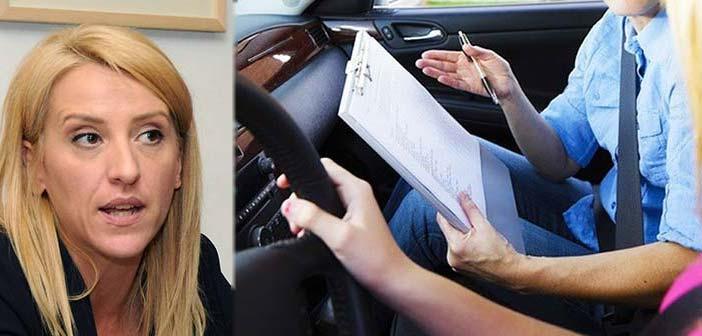 Παρέμβαση Ρ. Δούρου για την επίλυση του θέματος των εξετάσεων οδήγησης