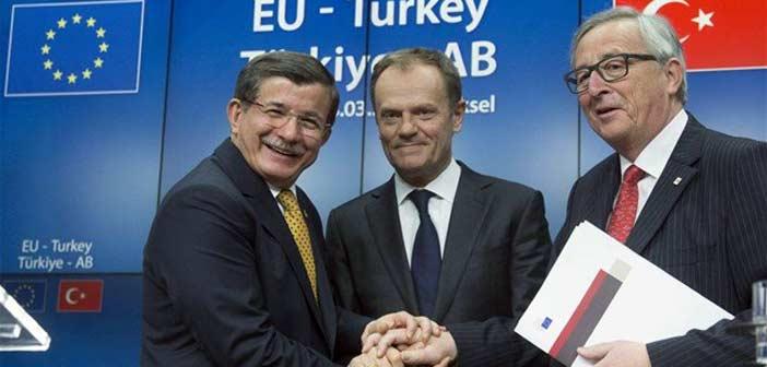 Προβληματίζει την Ε.Ε. η αποχώρηση Νταβούτογλου