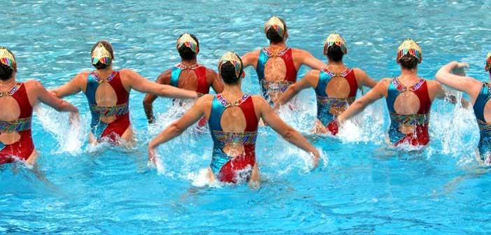 Το 1ο Greek Nireas Synchro Cup στο Δημοτικό Κολυμβητήριο Χαλανδρίου