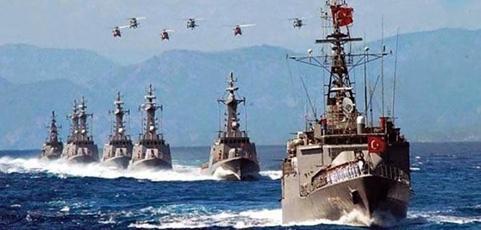 «Εξαφανίστηκαν» 14 τουρκικά πολεμικά πλοία