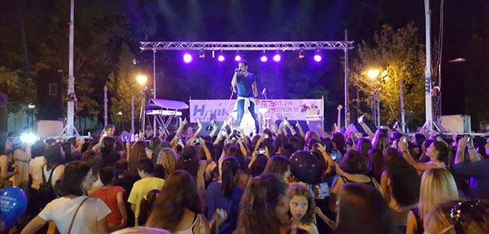 «Ηράκλεια 2019»: Το Πολιτιστικό Φεστιβάλ του Ηρακλείου Αττικής βάζει σε ρυθμό την πόλη