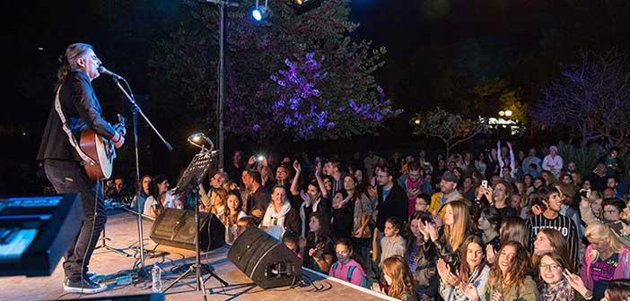 Ο Φίλιππος Πλιάτσικας σε μία μοναδική συναυλία στην Κηφισιά