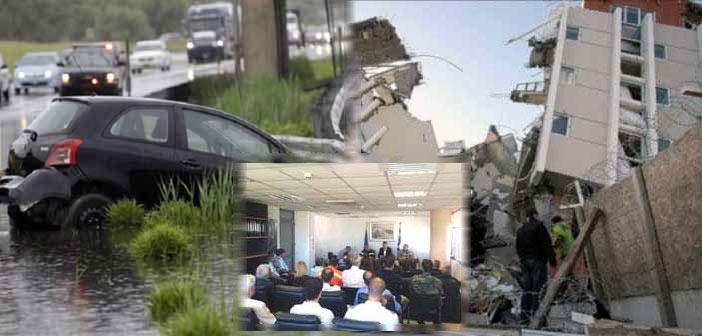 Προληπτικά μέτρα αντιμετώπισης πλημμυρών – σεισμών στη Βόρεια Αθήνα
