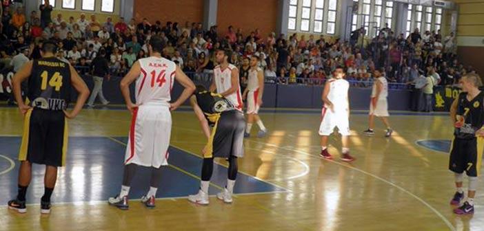 «Στραβοπάτησε» η ΑΕΝΚ στην 4η αγωνιστική της Β΄ Εθνικής
