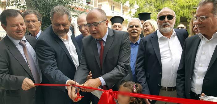 Εγκαινιάστηκε ο νέος παιδικός σταθμός του Δήμου Ηρακλείου Αττικής