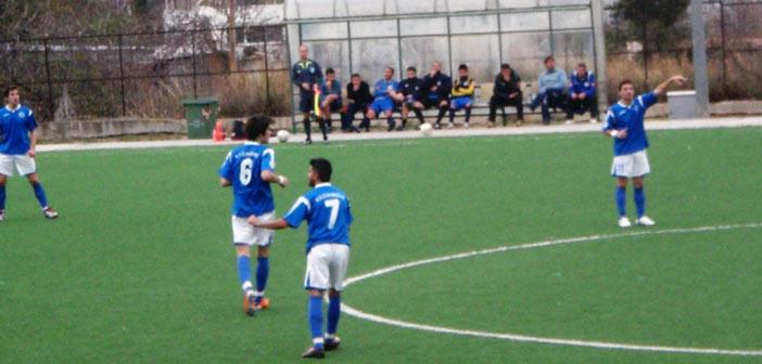 Η Κηφισιά 2010 «σάρωσε» με 4-0 τον Φωστήρα Καισαριανής