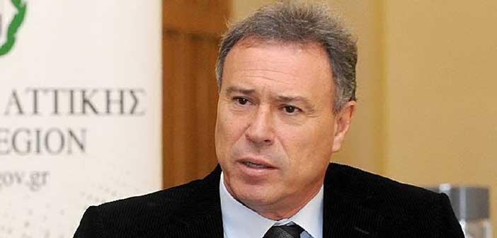 Γ. Σγουρός: Σε αδυναμία πληρωμών οδηγείται η Περιφέρεια Αττικής
