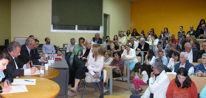 Συνεχίζονται οι συνοικιακές συνελεύσεις στον Δήμο Κηφισιάς τον Οκτώβριο