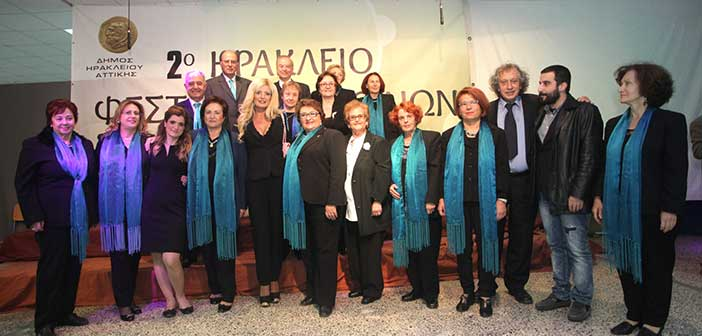 Στο Ηράκλειο Φεστιβάλ Χορωδιών συμμετείχε η Μικτή Χορωδία του ΠΕΑΠ