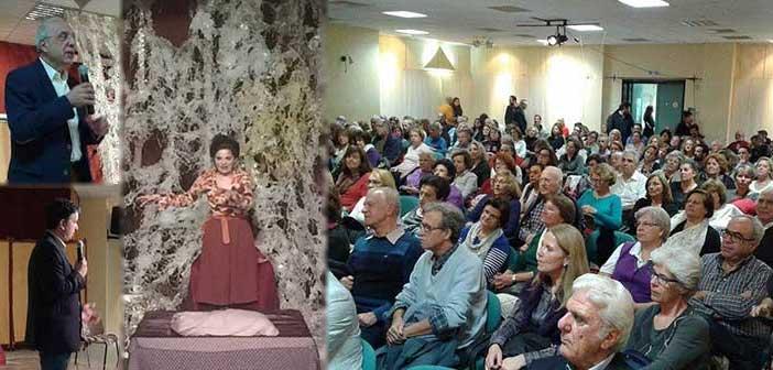Αποθεώθηκε η παράσταση «Αδαμαντία» στα Βριλήσσια