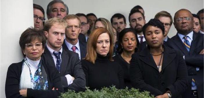 Το πρόσωπο της απόγνωσης στον Λευκό Οίκο