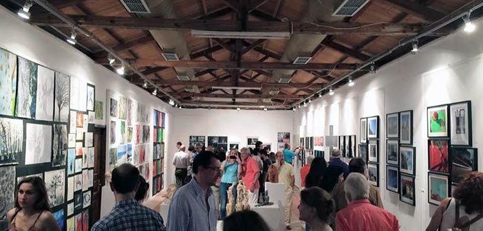 Έκθεση έργων ενηλίκων από τα Εργαστήρια Τέχνης Δήμου Αγ. Παρασκευής