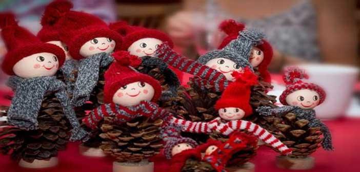 Χριστουγεννιάτικο bazaar με δημιουργίες μελών του Πολιτιστικού Κέντρου Αμαρουσίου