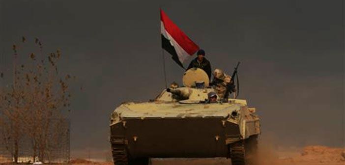 Οι ιρακινές δυνάμεις στη Μοσούλη έφθασαν στις όχθες του Τίγρη