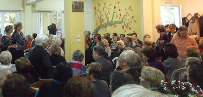 Εκδηλώσεις Μαρτίου για τα μέλη των ΚΑΠΗ Δήμου Αγίας Παρασκευής
