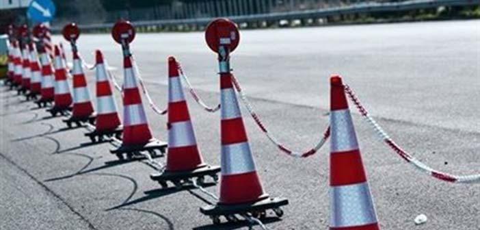 Κυκλοφοριακές ρυθμίσεις στη Λεωφ. Κηφισίας στο Μαρούσι