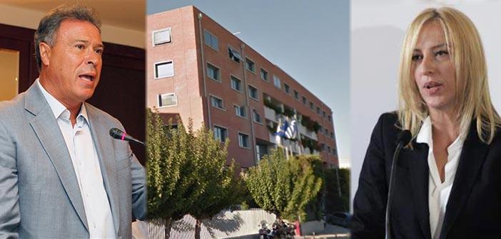 Απαντήσεις για την εξαγορά του νέου κτηρίου από την Περιφέρεια Αττικής ζητά ο Γ. Σγουρός