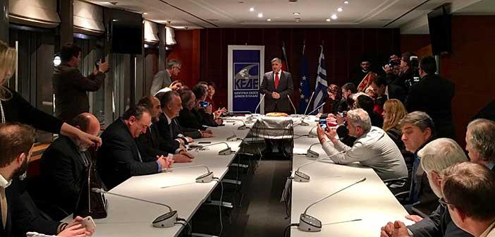 Αυτοδιοικητικές συμπράξεις σε ευρωπαϊκό επίπεδο προωθεί η ΚΕΔΕ