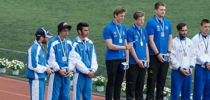 2η θέση στο Ευρωπαϊκό Κύπελλο Τοξοβολίας Νέων για τον ΓΑΣ Χολαργού