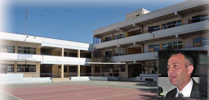 Παρέμβαση Στρ. Σαραούδα για τη νέα τάξη Λυκείου που θα στεγαστεί στο Γυμνάσιο