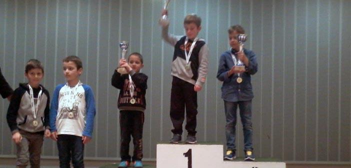 Νέα μεγάλη επιτυχία 7χρονου σκακιστή του Συλλόγου «Αριστοτέλης»