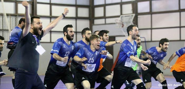«Τελικός των τελικών» μεταξύ ΑΣΕ Δούκα και Αθήνα ΄90 στο ποδόσφαιρο σάλας