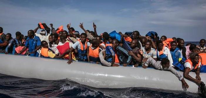 Έντεκα νεκροί, εκατοντάδες αγνοούμενοι σε δύο ναυάγια ανοιχτά της Λιβύης