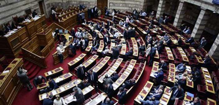 Κόντρα στη Βουλή για τη συμφωνία με τους δανειστές
