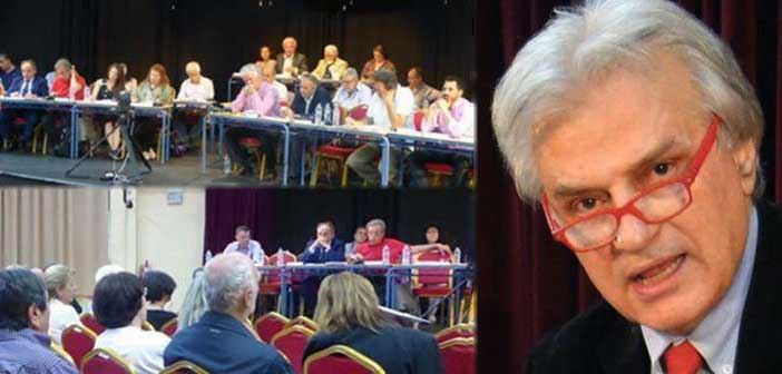 Γ. Σταθόπουλος: Καθ΄ όλα σωστή η διαδικασία της ειδικής συνεδρίασης του απολογισμού
