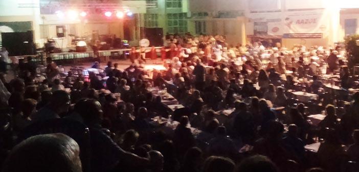 Μαζική συμμετοχή πολιτών στη Γιορτή του Κλήδονα στη Λυκόβρυση