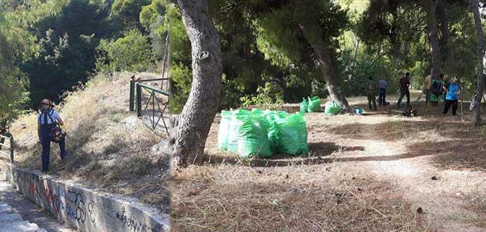 Έκκληση για καθαρισμό οικοπέδων απευθύνει ο Δήμος Αγ. Παρασκευής στους ιδιοκτήτες
