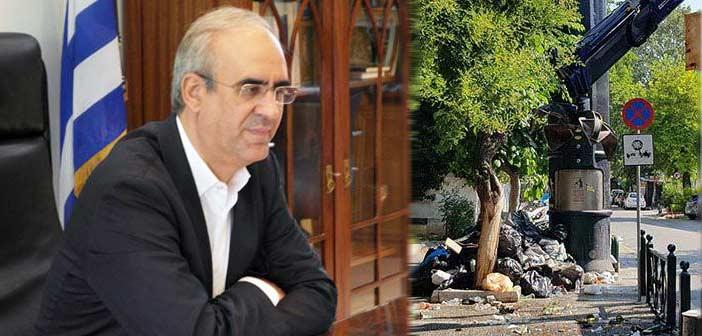 «Σκληρή» θέση της διοίκησης Γ. Θωμάκου για τους συμβασιούχους Καθαριότητας