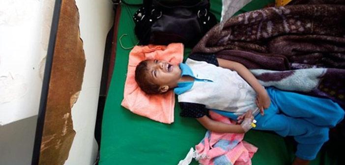 Υεμένη: Στους 1.992 οι νεκροί από τη Χολέρα