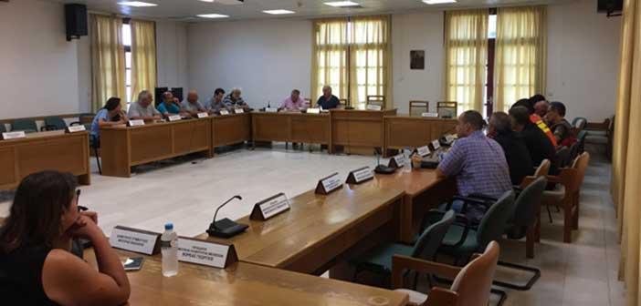 Σχεδιασμός Τοπικού Οργάνου Πολιτικής Προστασίας Δήμου Πεντέλης