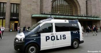 Δύο νεκροί, οκτώ τραυματίες από επίθεση σε πόλη της Φινλανδίας