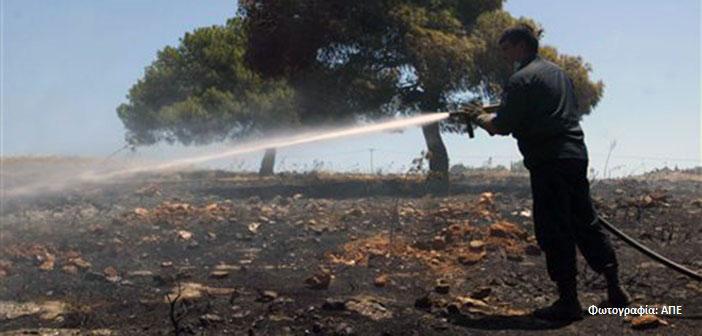 Ενδείξεις εμπρησμών σε δάση της Αττικής – Επί… ποδός Πυροσβεστική & Αστυνομία