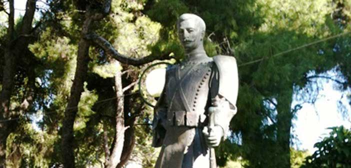 Το Σωματείο «Καπετάν Μίκης Ζέζας» τίμησε τη μνήμη του Παύλου Μελά