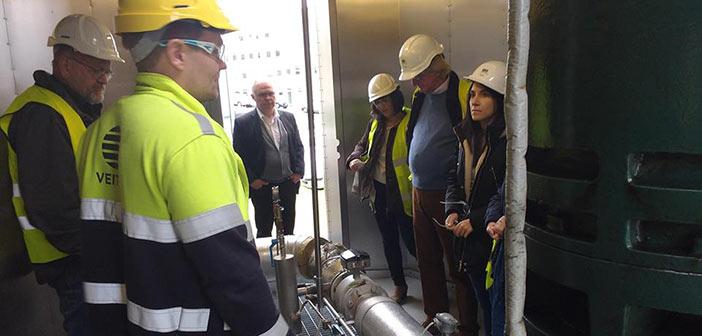 Δήμος Ν. Ιωνίας: Στο Ρέικιαβικ για… περαιτέρω αξιοποίηση της γεωθερμικής ενέργειας