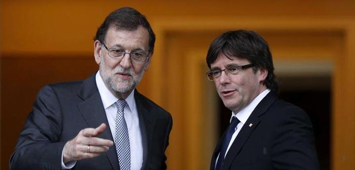 Κρίσιμες ώρες για την Καταλονία: Απορρίπτει κάθε λύση διαμεσολάβησης ο Ραχόι