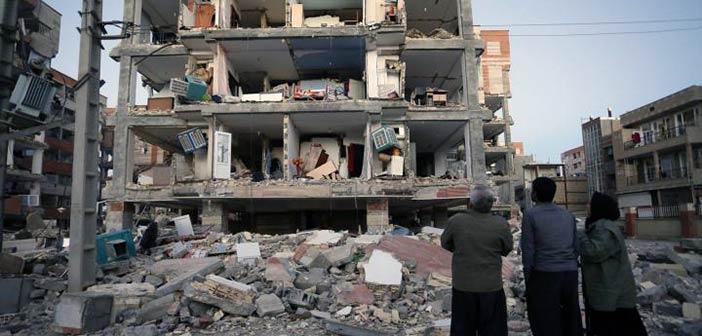 Αυξάνονται διαρκώς οι νεκροί από τον σεισμό στο Ιράν