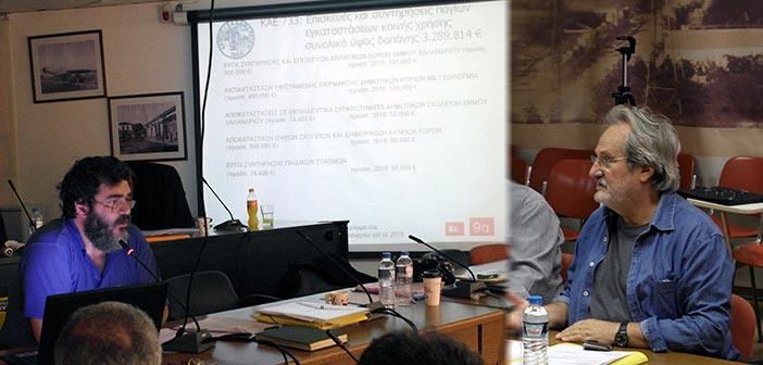 Ο Κ. Γερολυμάτος απαντά στον Γ. Θωμά για το Τεχνικό Πρόγραμμα του 2018