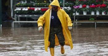 Μετά την «Ευρυδίκη» ο «Ζήνωνας»: Ο τροπικός κυκλώνας που σαρώνει την Ελλάδα