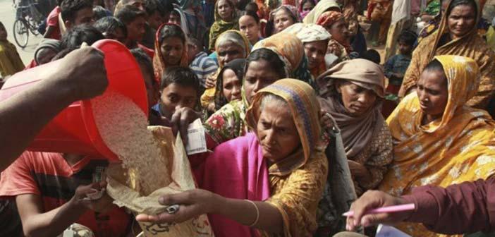 Προειδοποίηση ΟΗΕ: 20% θα αυξηθεί η πείνα έως το 2050