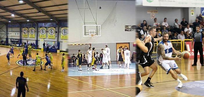 Νίκες για Χολαργό και Παπάγο στην 6η αγωνιστική της Α2 μπάσκετ Ανδρών