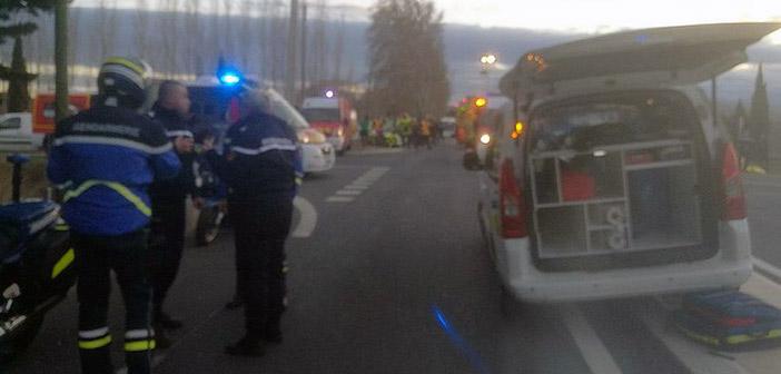 Γαλλία: Τέσσερις νεκροί, τα δύο παιδιά, από σύγκρουση σχολικού λεωφορείου με τρένο