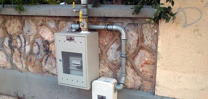 Έργα στο δίκτυο φυσικού αερίου στα Μελίσσια